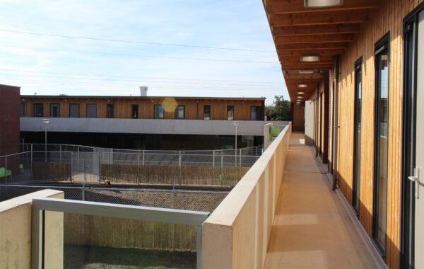 Nieuwbouw dierenasiel (iov Architecten-HMV)