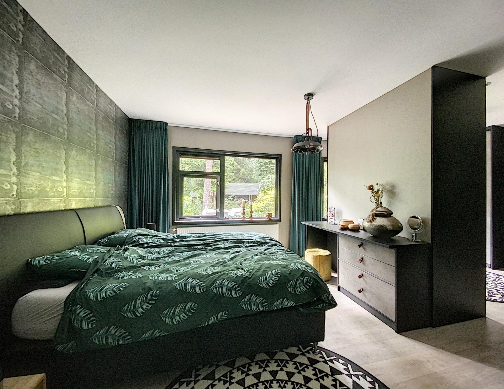 Verbouwing-woning-slaapkamer-met badkamer-9